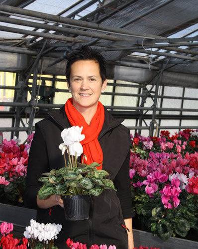 Inhaberin Birgit Fridum